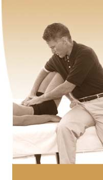 Howard Rontal demonstrates MRM Massage